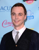 Jim Parsons at the 2013 Teen Choice Awards.